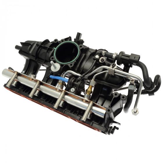 Intake Manifold (A3 A4 TT Jetta Passat EOS GTI Golf R 2.0T FSI) - 06F133201P