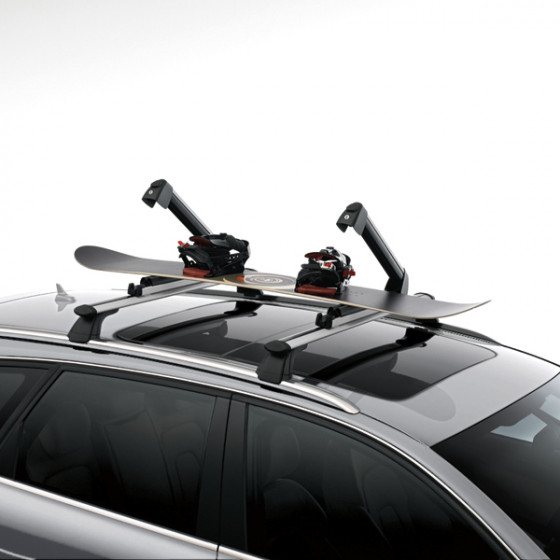 Audi Ski & Snowboard Holder - 4F9071129E