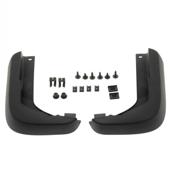 Mud Flap Kit (A4 B8, Front, Early) - 8K0075111