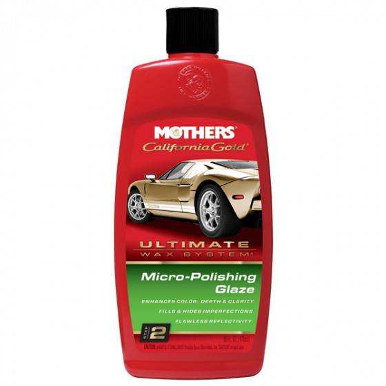 Mothers Micro Polishing Glaze (16 oz) - 08100