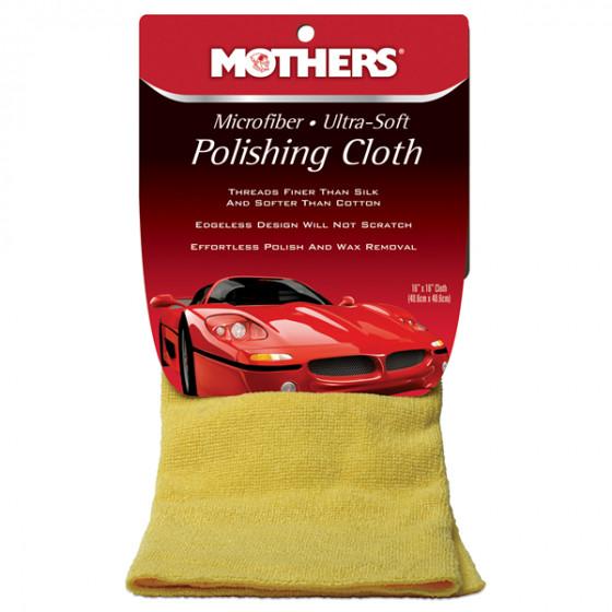 "Mothers Ultra-Soft Polishing Cloth (16""x16"") - 155200"