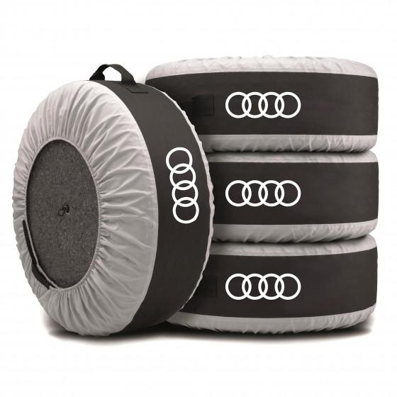 Audi Wheel Storage Bag & Felt Kit (Set of 4) - ZAW601003