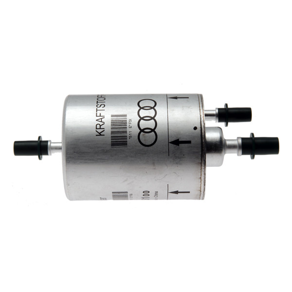 Audi Fuel Filter (A4 A6 A8 R8 S6 S8 RS4, w/ Pressure Regulator, Genuine)  4F0201511E by Genuine OEM | Audi Fuel Filter |  | Europa Parts