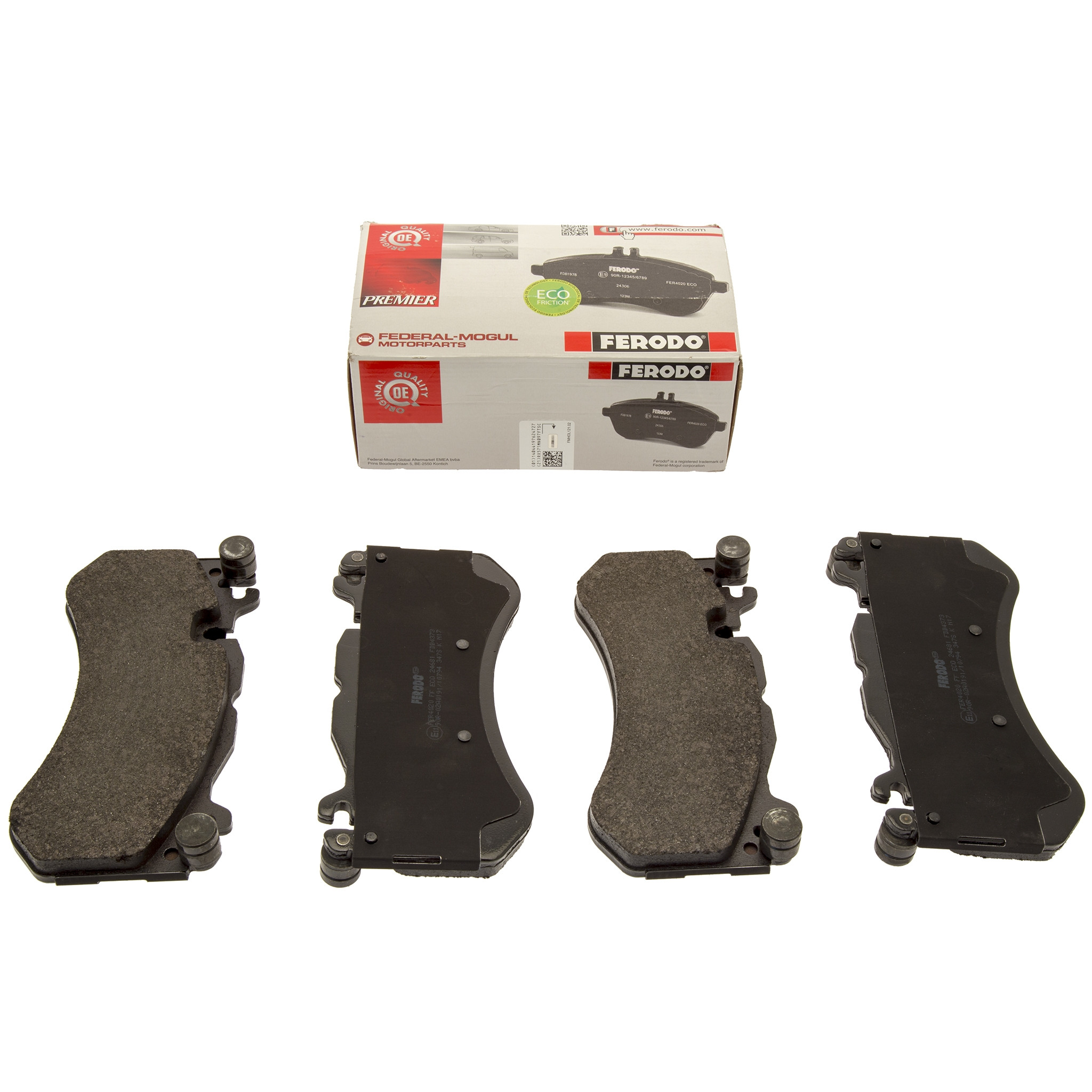 FOR AUDI RS6 C6 C7 RS7 FRONT PREMIUM APEC BRAKE PADS SET 4F0698151H BRAND NEW