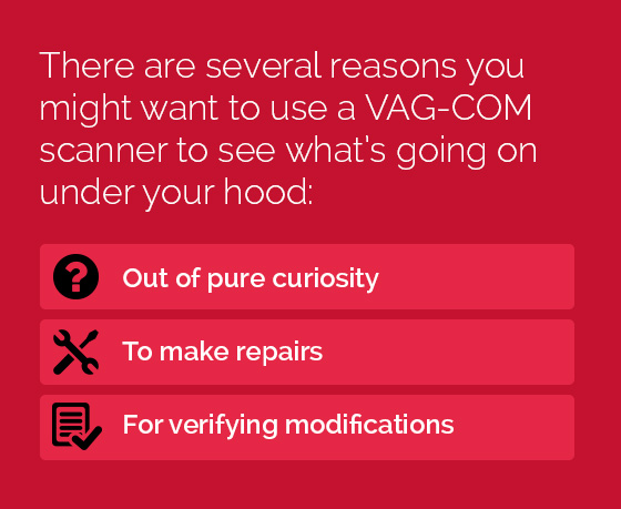 Reasons to Buy a VAG-COM Scanner